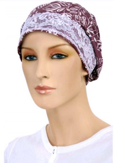 S237  医療用帽子 スカーフキャップ