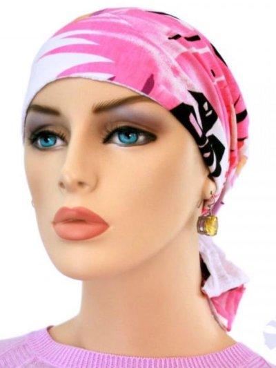 S255 ケア帽子 スカーフ scarf4u
