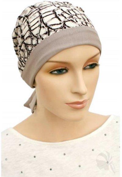 S262 スカーフキャップ 医療用帽子 ケア帽子