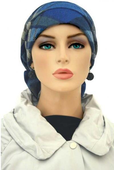 s336 医療用帽子 ケア帽子 抗がん剤治療帽子 医療用帽子 リボン付き