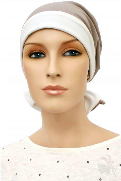 S354 医療用帽子 ケア帽子 抗がん剤治療帽子 医療用帽子 リボン付き