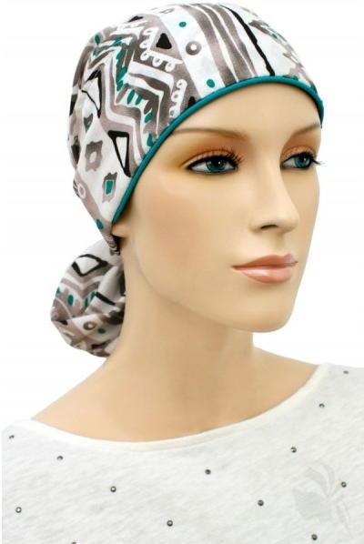 S363 医療用帽子 ケア帽子 抗がん剤治療帽子 医療用帽子 リボン付き