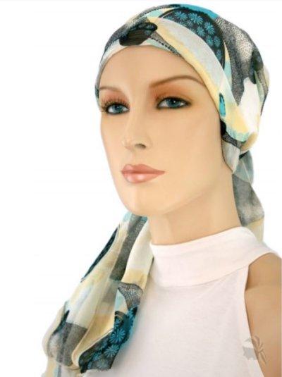S233 医療用帽子 スカーフ・キャップ