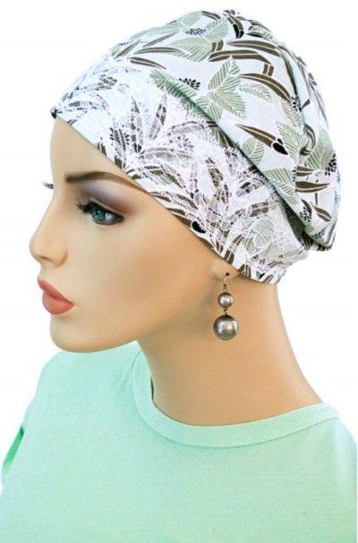 S235 医療用帽子 スカーフキャップ