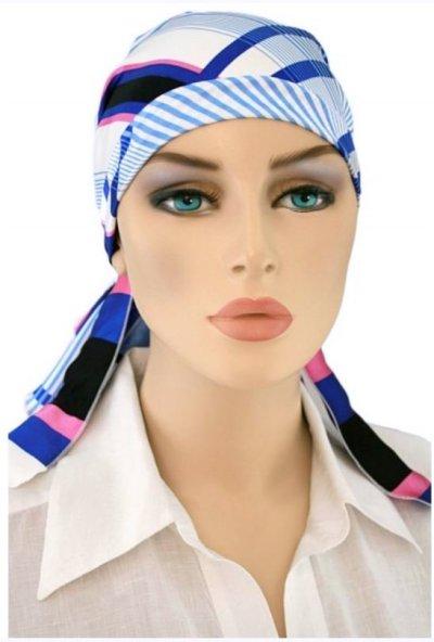 S254 ケア帽子 スカーフキャップ