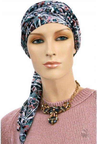 S296 医療用帽子・ケア帽子・スカーフ・キャップ