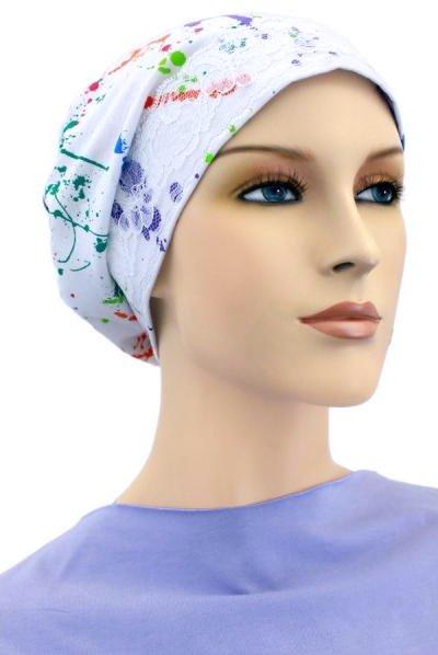 S511 医療用帽子 抗がん剤 ケア帽子 scarf4u