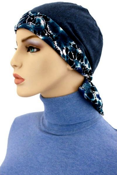 S526 医療用帽子 抗がん剤 ケア帽子