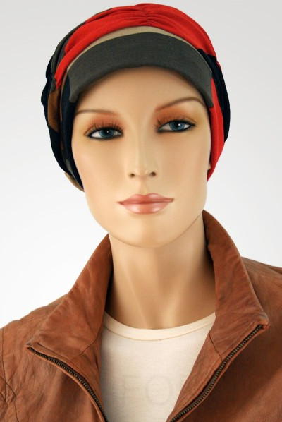 S537 医療用帽子 抗がん剤 ケア帽子